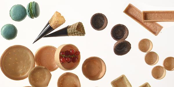 Feingebäcke für Fingerfood | Patisserie | Küche