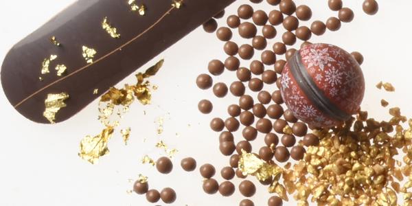 Echte Blattgold- | Blattsilberdekore