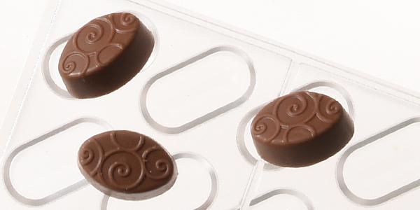 Formen & Zubehör für Schokolade & Pralinen