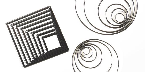 Ausstecher | Schablonen | Modellier-& Verzierwerkzeug