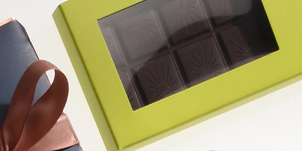 Verpackungen für Schokoladen | Tafeln | Figuren